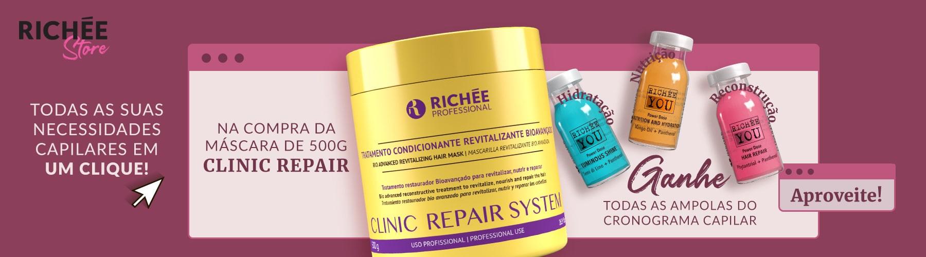 Clinic Repair System Máscara 500g