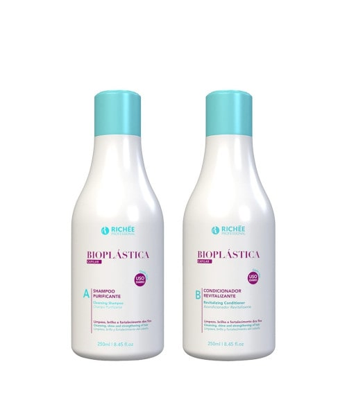 Richée Bioplástica Kit Duo Home Care