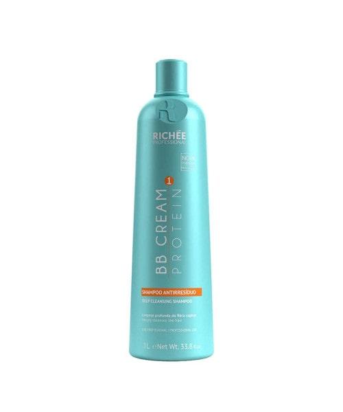 Richée BB Cream Shampoo Antirresíduo 1L