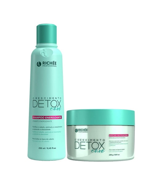 Richée Detox Care Kit Cuidados (2 produtos)