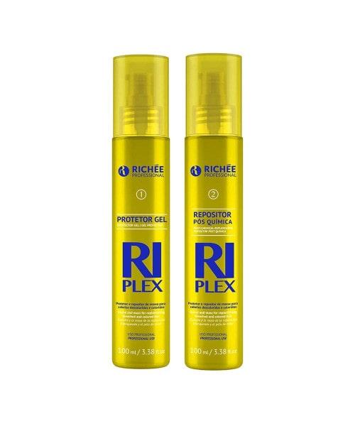 Richée RiPlex Kit Gel e Repositor Pós Química (2x100ml)