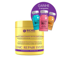 Richée Clinic Repair System Máscara Revitalizante 500g
